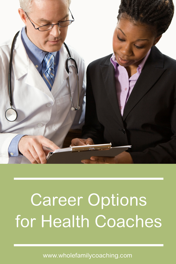 Exploring Career Options for Health Coaches