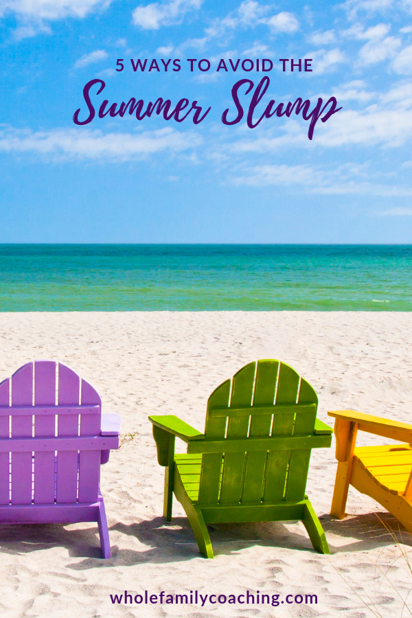 Avoid the summer slump with these 5 ways to stay top-of-mind with your audience, while keeping yourself healthy and energized.